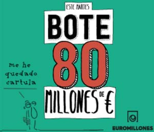 Bote EuroMillones marets